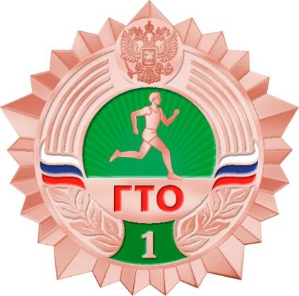 сертификат гто образец - фото 6